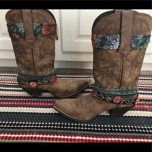 Crush by Durango women's accessorized Boots